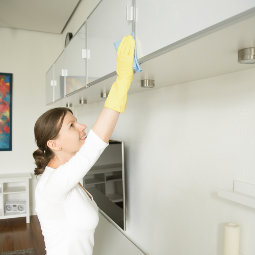 young-attractive-woman-cleaning-an-upper-surface-PH49PQA